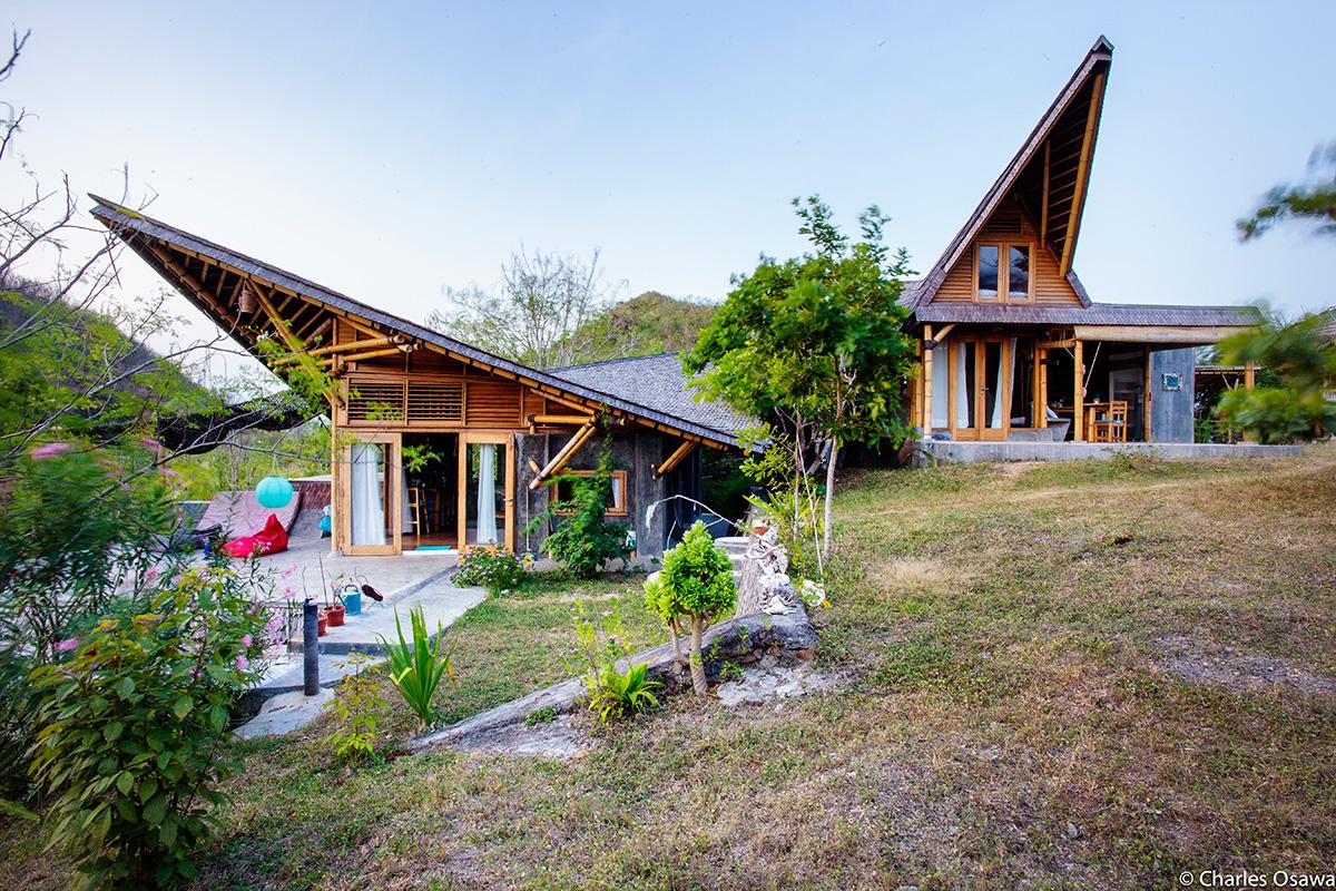 Siwak house, Bambook Studio