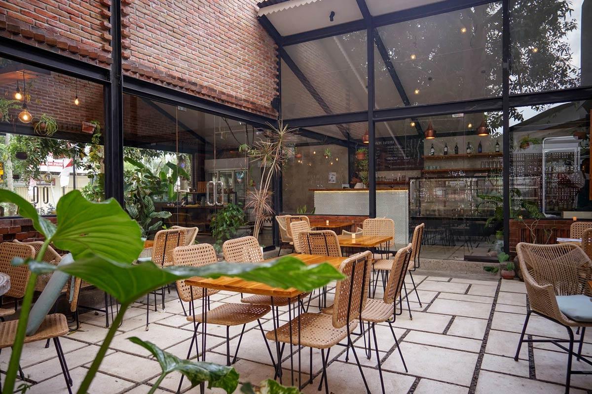 The Patio Lombok Kuta Restaurant