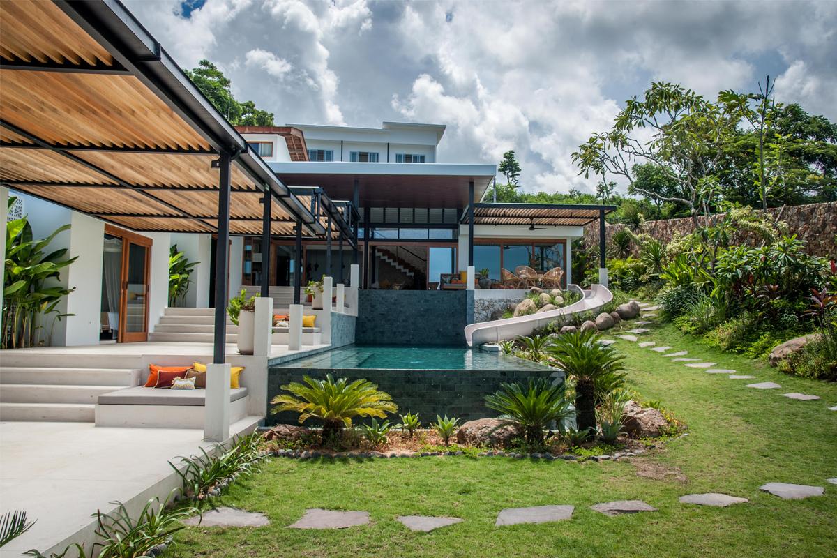 Villa Serena Net Zero Lombok