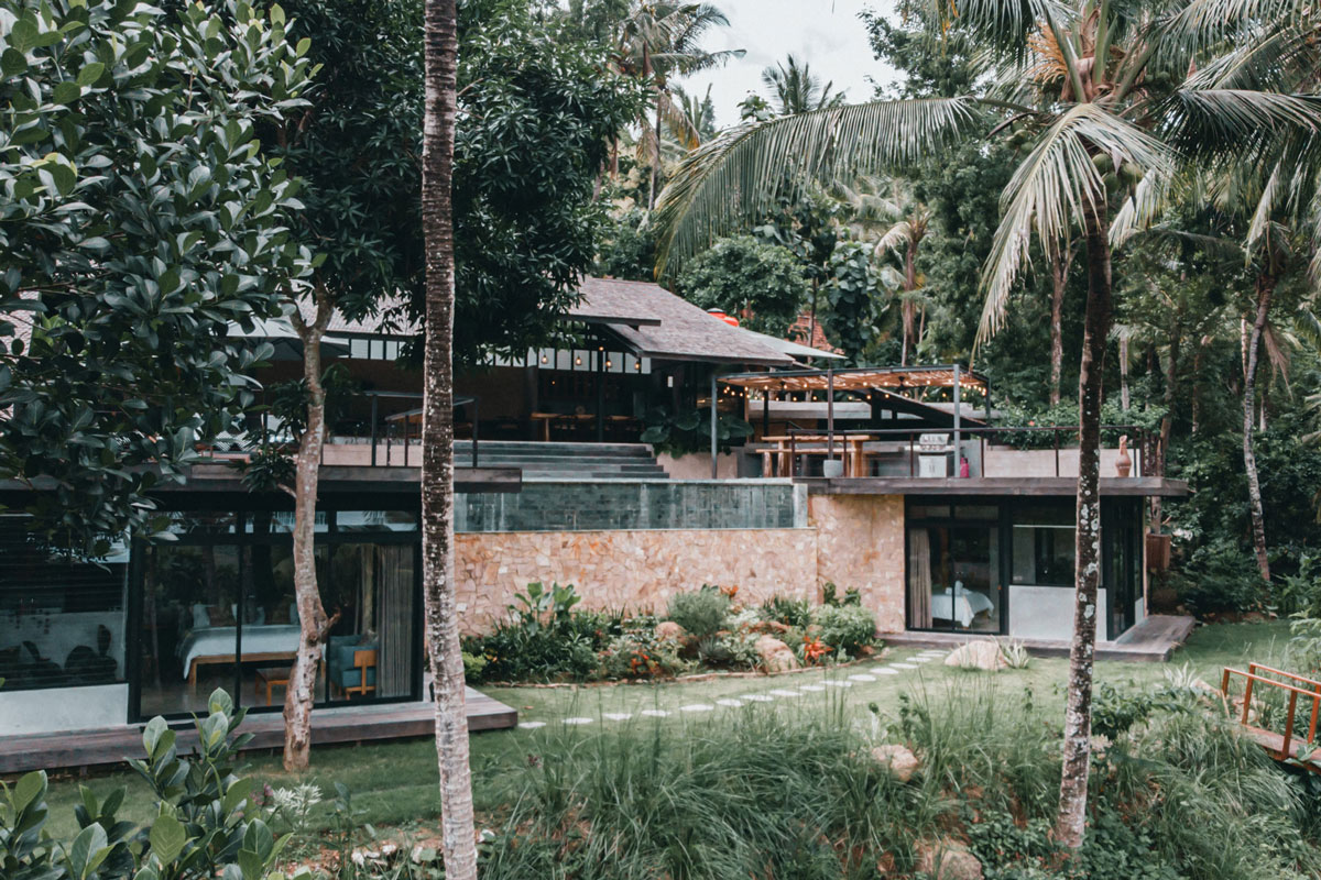 Kirikan Villas Lombok BAMBOOK STUDIO